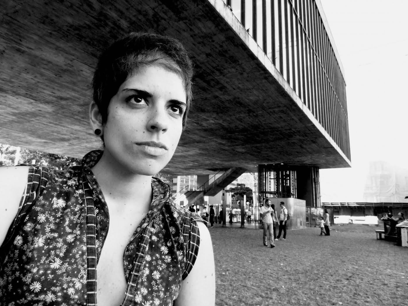 Natália, 31, uma das vozes mais respeitadas no Brasil quando se fala em transformar nossas cidades em lugares melhores para viver.