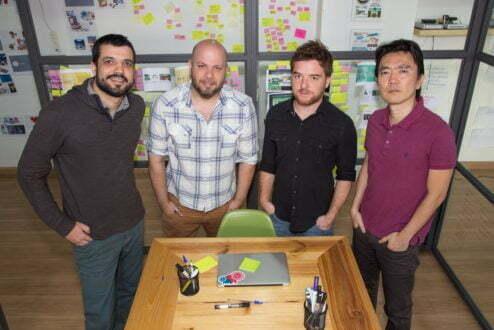 Carlos Kawasaki e João Pedro Calixto são os atuais sócios da Grimpa XD. A consultoria de experiência de marca voltada à inovação encolheu para crescer.