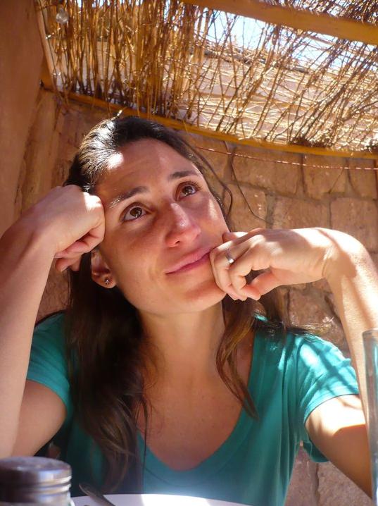 Elisa Roorda, mãe de Nina, Sofia e do Mamusca