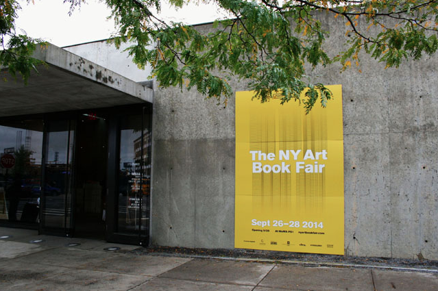 A New York Art Book Fair aconteceu este fim de semana no MoMA PS1, no Queens
