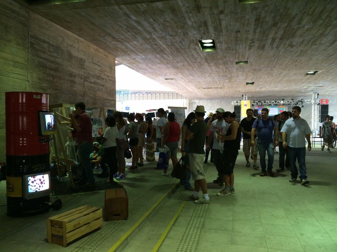 No último sábado, dentro do festival CoCidade, uma rodada de conversas colocou o Preto Café em discussão colaborativa