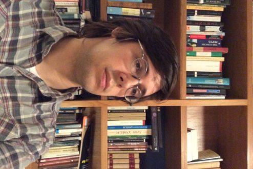 Joel Pinheiro,29, é economista, mestre em Filosofia pela USP e escreve no spotniks.com