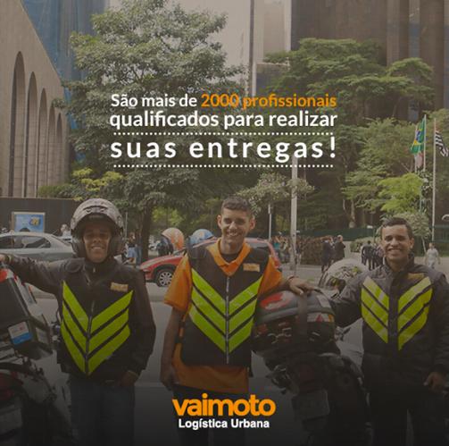O site e aplicativo mobile VaiMoto é um dos carros-chefes da DCanM, que reúne os negócios de Daniel