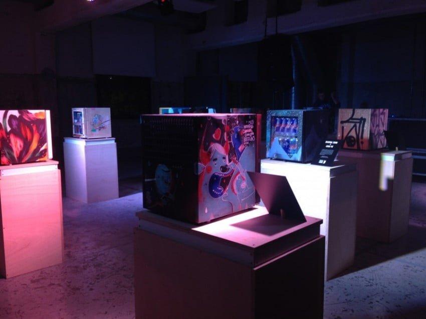 O projeto Red Bull Curates Canvas Cooler, feito em parceria com o Instagrafite, é considerado por eles um dos pontos altos da empresa este ano.