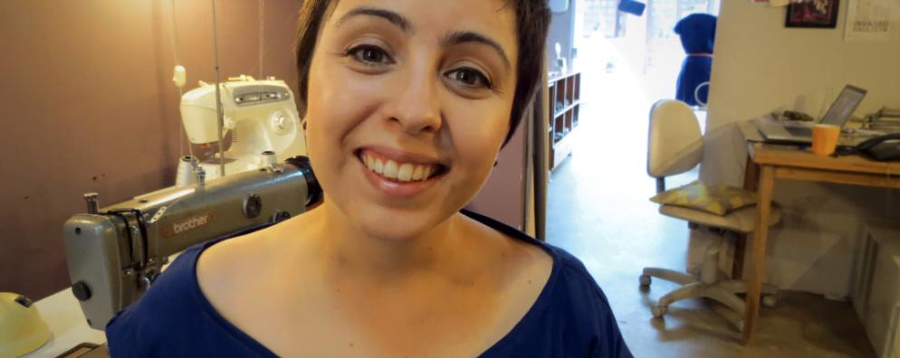 Suiane Oliveira Cardoso, dona da butique Suiane Maria