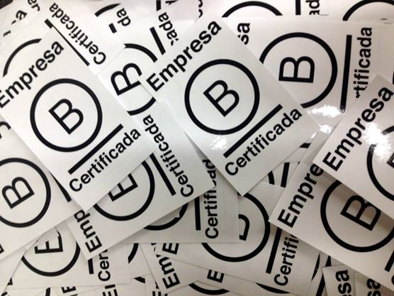 O selo de Empresa B: no Brasil, 30 negócios brasileiros têm o sele. No mundo, 1 200.
