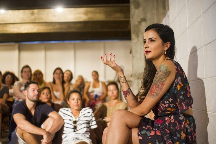 """Na última edição do Paulistanas, Lola Benvenutti, """"uma puta com P maiúsculo"""", falou sobre suas escolhas e aprendizados."""