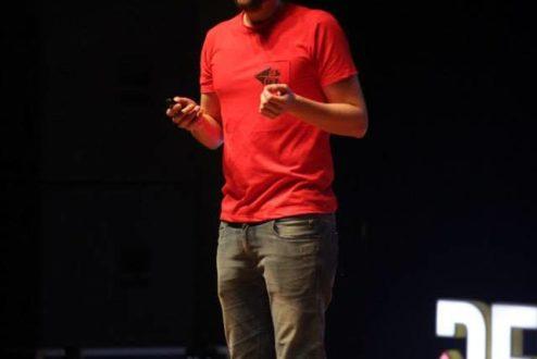 André Tanesi, da Descola: fã de Evernote, Slack, Sunrise e Spotify