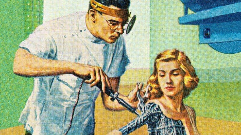Os médicos do futuro atenderão ciborgues? (Foto: Reprodução/Mashable)