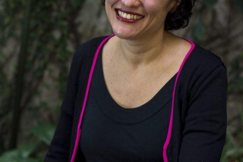 Marina Campos, ou Nina, ou Consuelo (seu nome de palhaça): uma trajetória inesperada da publicidade à vida de clown.