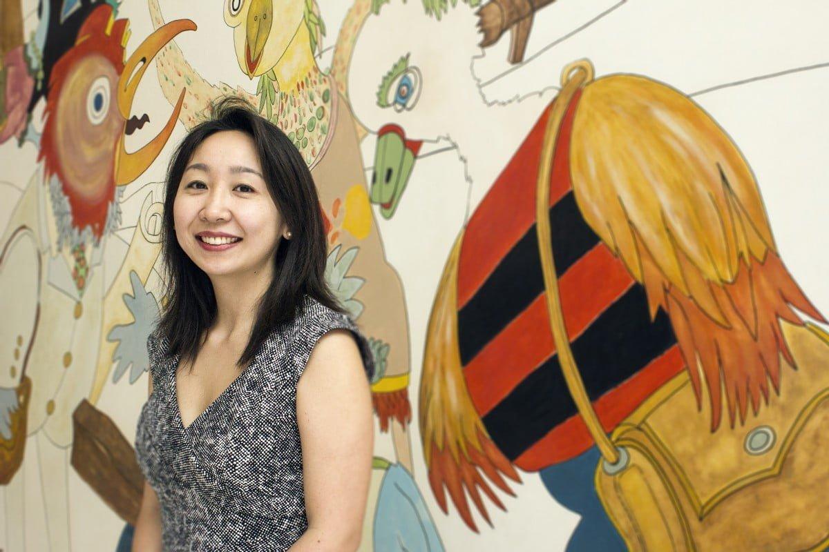 """Patrícia Maeda, à frente da inovação no Grupo Fleury: """"Descobri que gostava de trabalhar resolvendo problemas e fazendo planejamentos para empresas""""."""