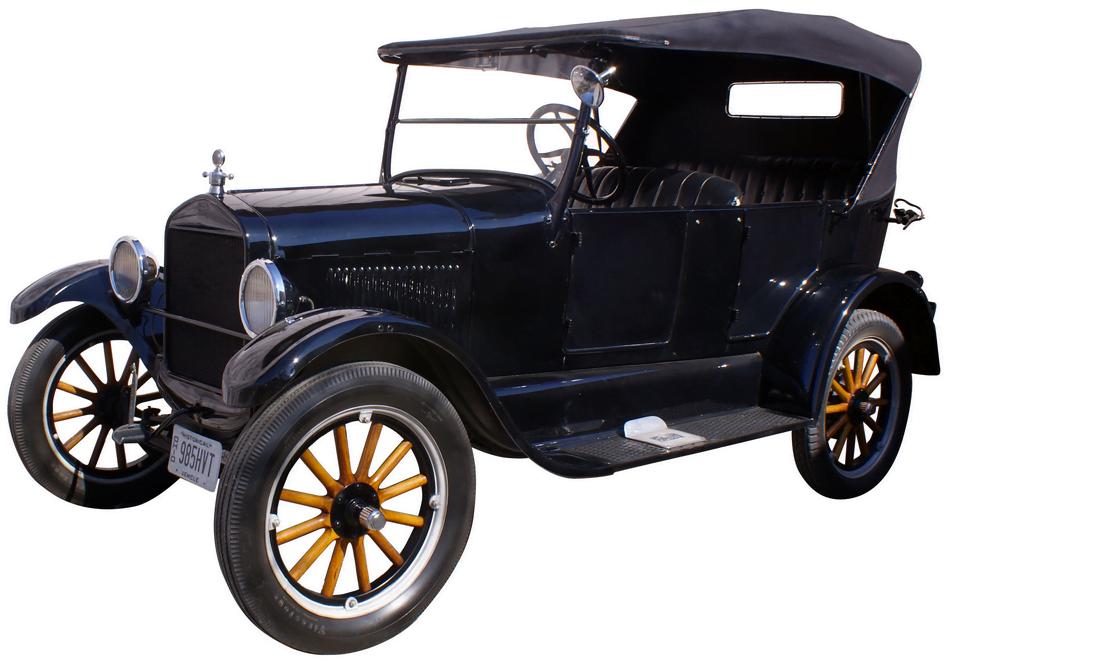 Sabe este velhinho aí? É o Ford T, de 1908. Qualquer diferença entre ele e o seu carro é inovação incremental.