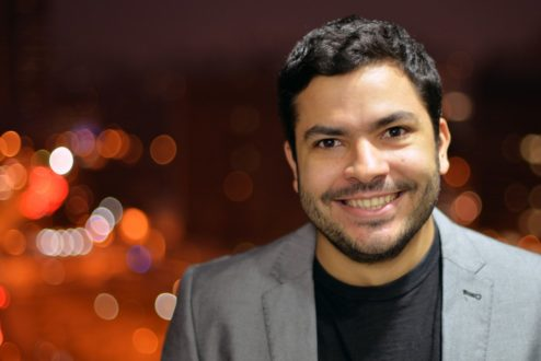 Tiago Baeta, 27, empreendedor desde os 13 anos.