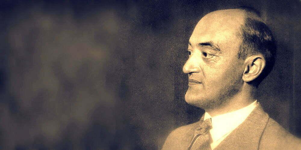 Joseph Schumpeter, economista austríaco e professor de Harvard, foi o primeiro a falar em inovação radical (foto: reprodução).