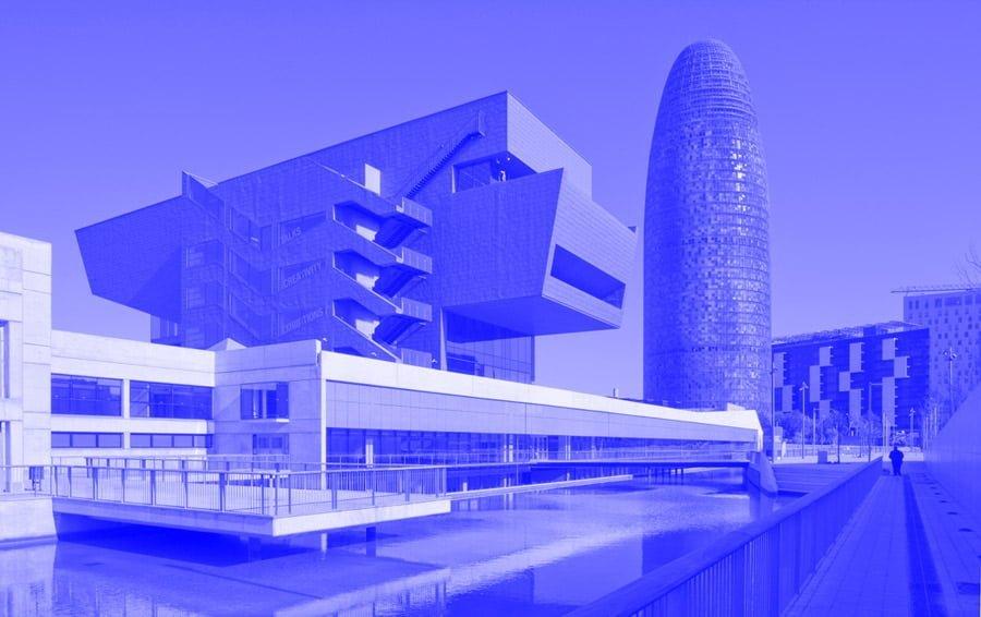 Design Hub Barcelona, local onde acontecerá o evento.
