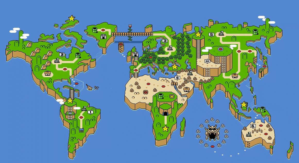 Gamification: é mais ou menos como enxergar o mundo pixelado —e se tornar mais produtivo (foto: reprodução internet).