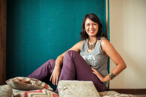 Renata Horta, do Tropos Lab