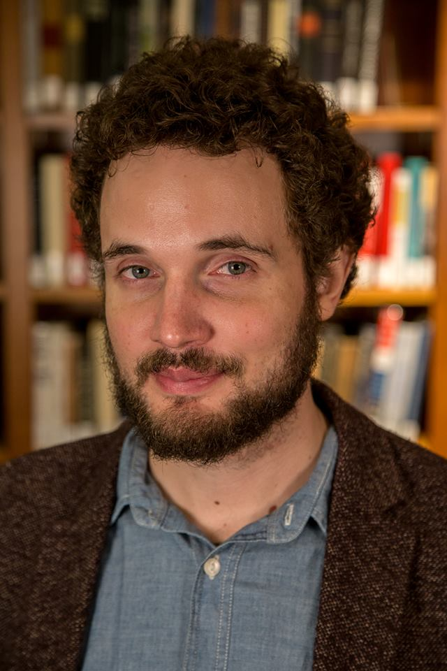 Leandro, na foto oficial do Tow-Knight Center in Entrepreneurial Journalism, onde estuda novos modelos de negócio em jornalismo