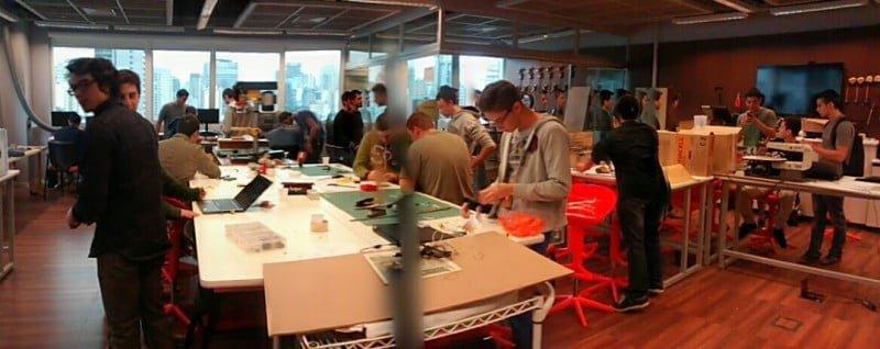 Fab Lab do Insper, em São Paulo