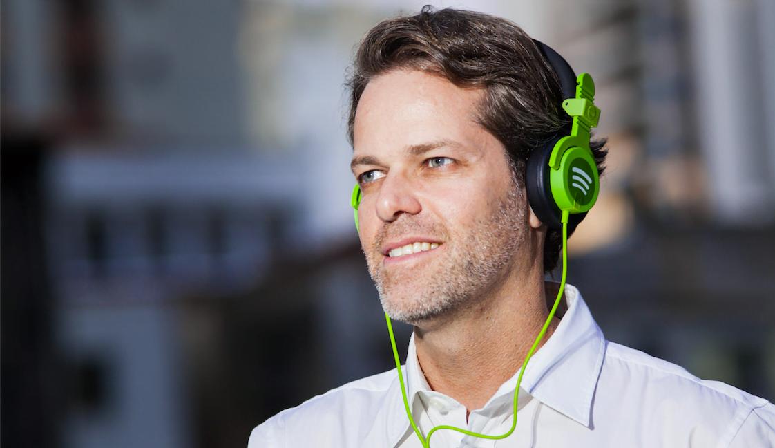 Gus Diament, do Spotify