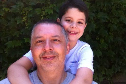 """Alexandre Carneiro e Heitor: """"o Brasil se tornou um lugar insalubre para ter e criar filhos"""""""