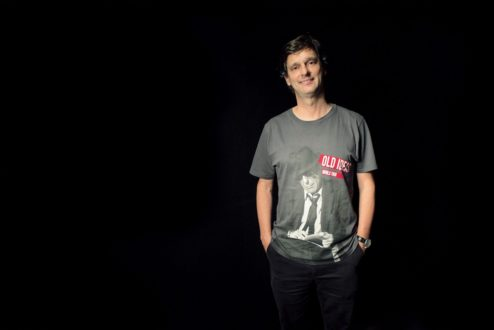 Andre Sturm (foto: Letícia Godoy).
