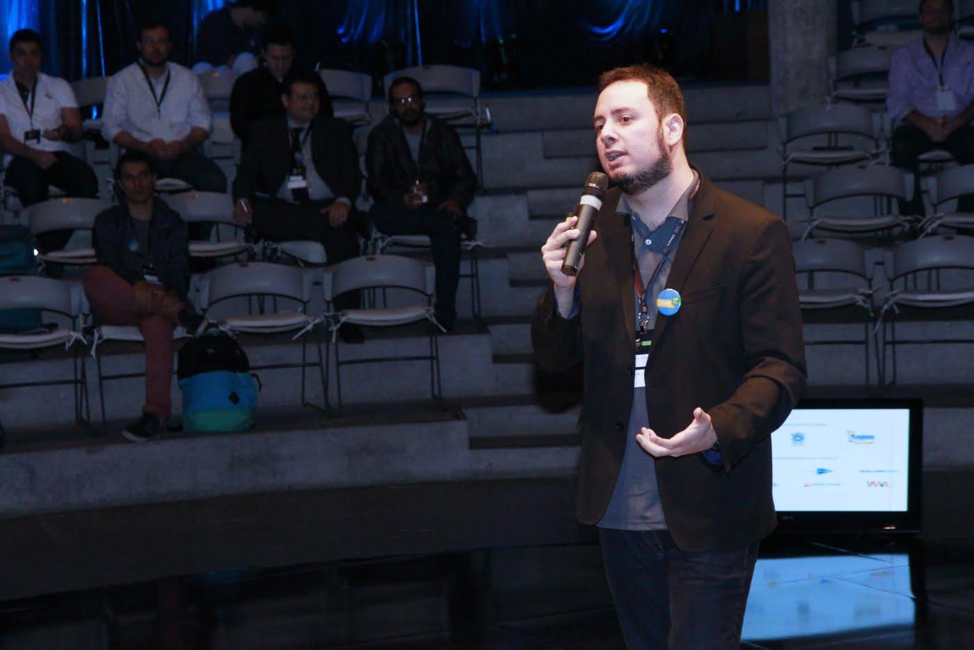 Vitor Andrade, COO do Startup Brasil, está no programa desde o início. (Foto: Divulgação)