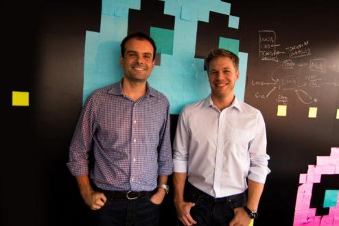 Thiago e Benjamin, os fundadores do GuiaBolso, se conheceram no mundo corporativo e planejavam empreender há anos.