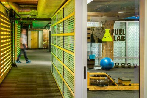 O Nike+Fuel Lab é uma aceleradora criada pela gigante norte-americana para facilitar o amadurecimento de startups com produtos inovadores, ligados ao universo Nike.