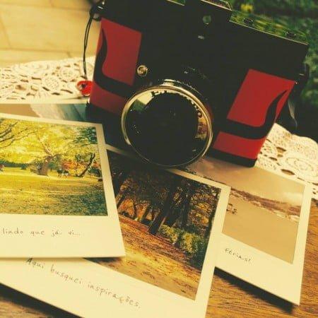A SambaPix amplia as fotos de modo que se pareçam com uma Polaroid: um dos produtos mais vendidos.