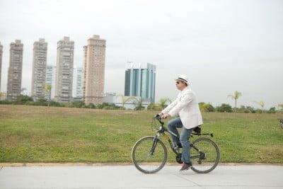 Lincoln Paiva, fundador do Instituto Mobilidade Verde, que concebeu e opera o projeto Cozinha São Paulo.