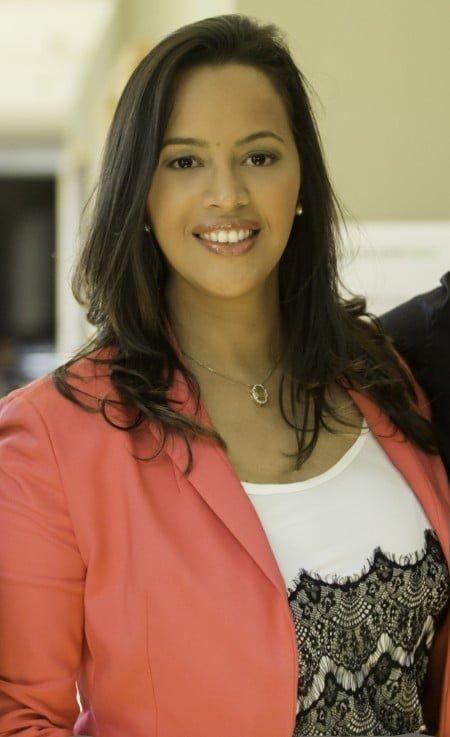 Camila sentia falta de mulheres em quem se inspirar nos negócios.