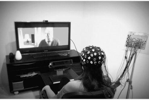 Ficção científica na prática: a Forebrain usa o eletroencefalograma e o eye-tracker para determinar o grau de atenção, motivação e memorização do espectador diante de uma mensagem.