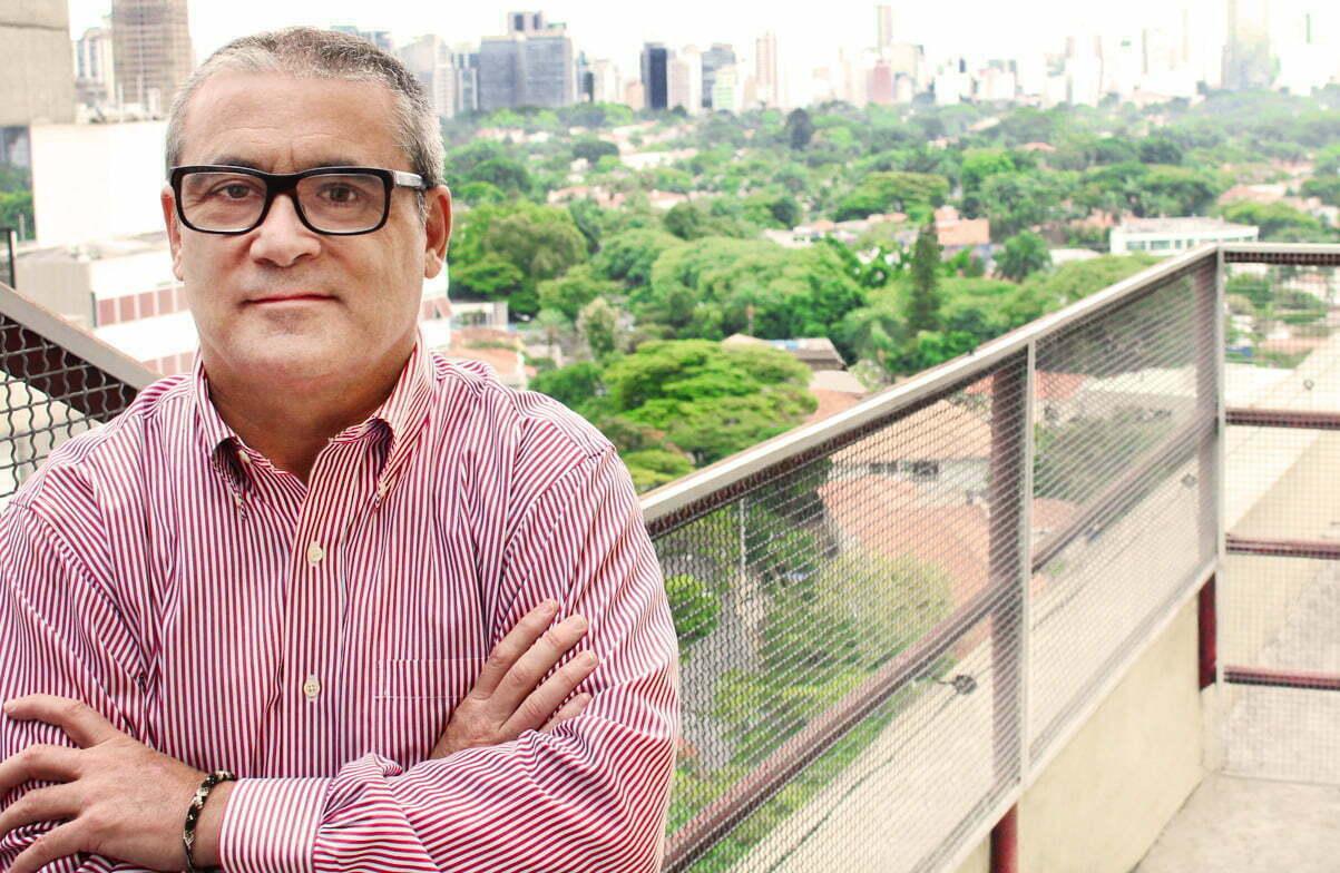 """Luiz Buono, 59, publicitário: """"Por que o trabalho tem que ser algo ligado ao sofrimento? Ao esforço? Quem disse isso?"""""""