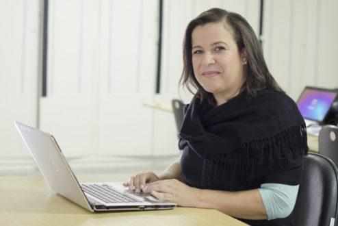 """Ana Fontes: """"As mulheres precisam ter independência financeira para ter autonomia e escolher seu caminho de vida. Essa é a grande disrupção""""."""