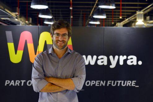 Renato passou pela Wayra como empreendedor com a Ocapi e volta agora para ajudar outras startups com sua experiência