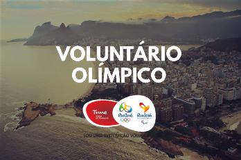 A Vivalá está atuando, em parceria com o COB, para preencher o quadro de voluntários para os Jogos.