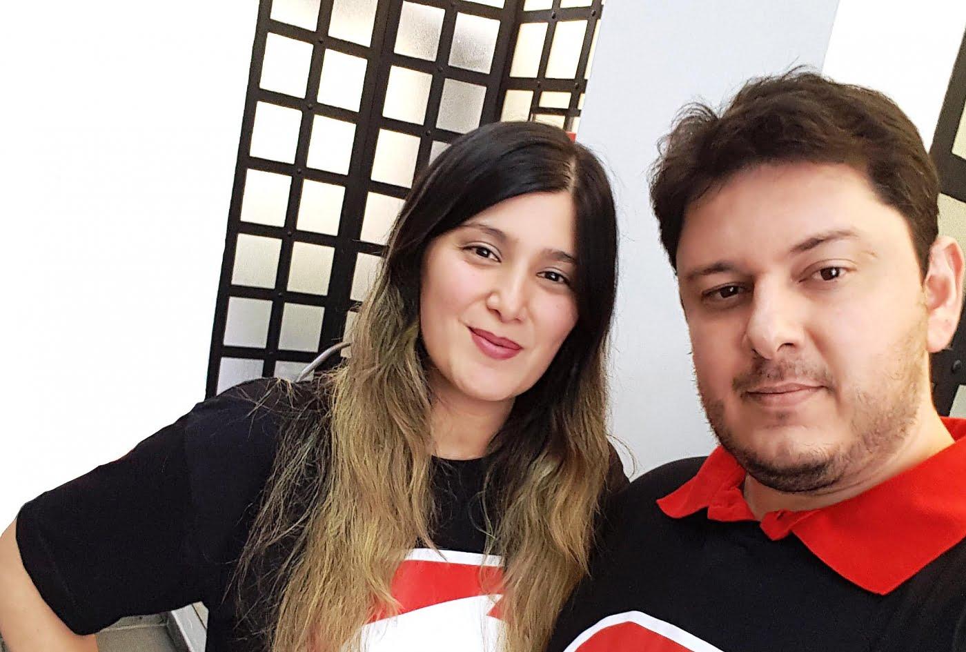Os fundadores da SuperGeeks, Vanessa Ban e Marco Giroto, tiveram duas startups antes de unir seus poderes para fundar uma escola de programação.