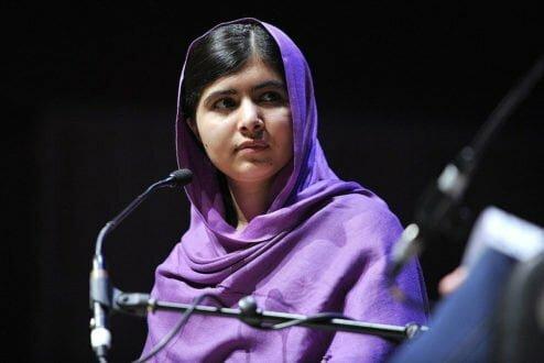A paquistanesa e ativista Malala Yousafzai, de 19 anos, é a personificação da Geração Z.