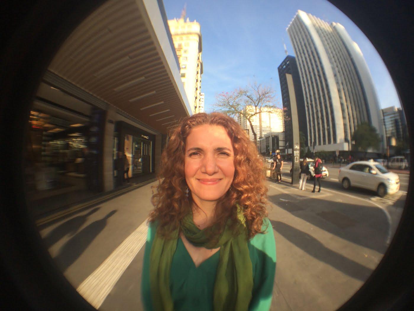 Lente para o futuro: hádez anos Marina Miranda faz consultorias, curadorias e palestras sobre inovação.