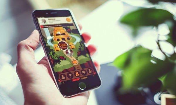 O Rush é, no momento, o único aplicativo gamificado da Opusphere que segue no ar.