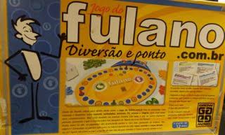 Jogo de tabuleiro inspirado nas enquetes e quizes do Fulano.com.br