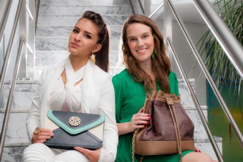 Martha e Sofia, fundadoras da MIMs, são amigas há 24 anos e sócias há três.
