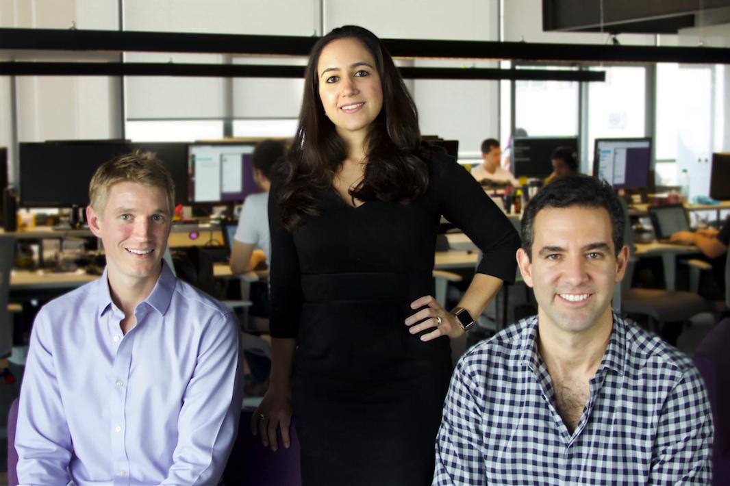 Edward Wible, Cristina Junqueira e David Vélez criaram o Nubank para desburocratizar os serviços financeiros.
