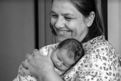 Ana Cristina Duarte, parteira, obstetriz, dá a sua visão e rebate críticas ao movimento de humanização do parto (foto Anna Amorim: www.annaamorim.com.br).