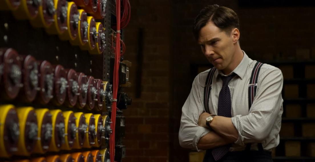 Benedict Cumberbatch vive Alan Turing no filme 'The Imitation Game', sobre o cientista da computação que perguntava se as máquinas eram capazes de pensar (foto: reprodução internet)