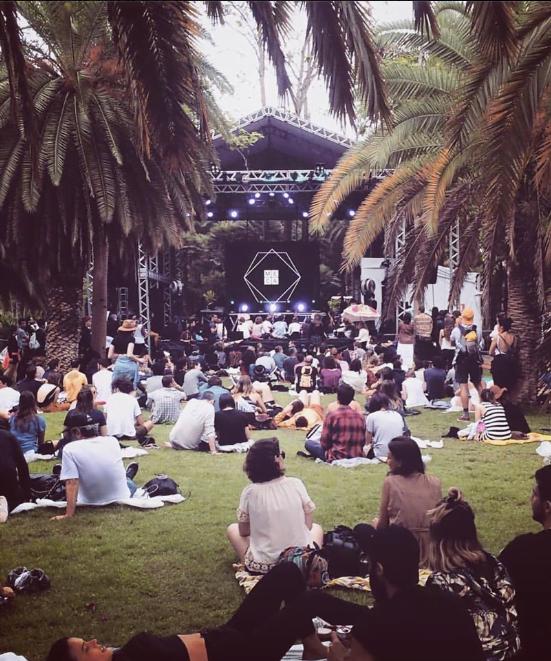 O MECAInhotim aconteceu no último fim de semana e levou shows, workshops e muita gente aos jardins do maior museu a céu aberto da América Latina.
