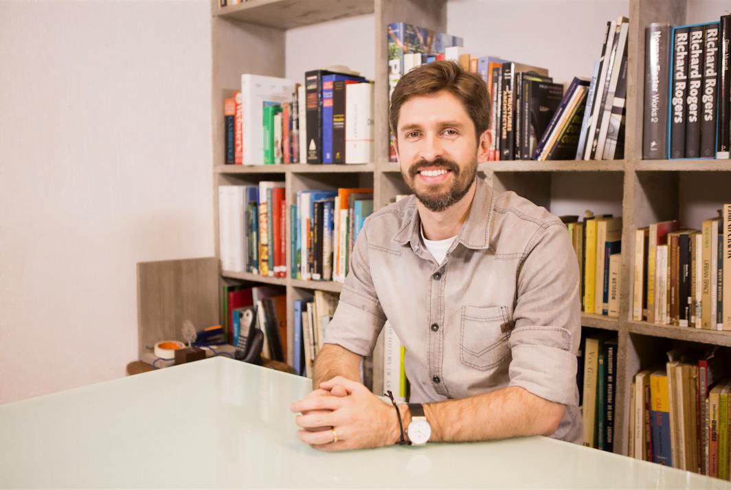 Márcio Sequeira de Oliveira, criador do Mola: duas rodadas de recordes no Catarse.