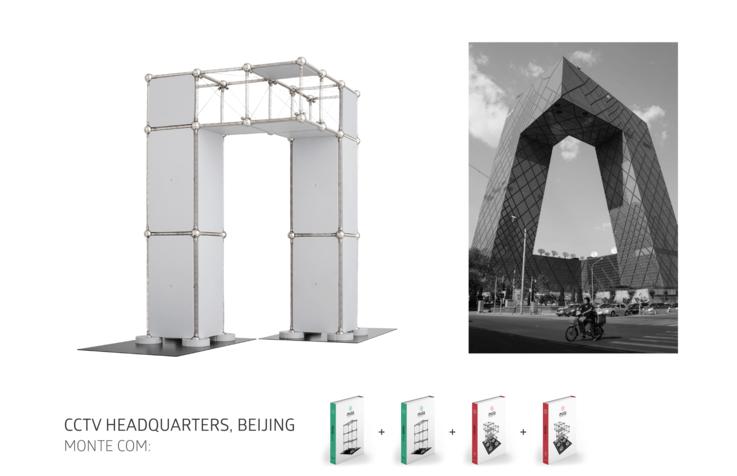 O produto criado por Márcio simula o comportamento real de estruturas arquitetônicas.
