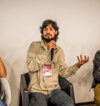 Lucas Corvacho fala de empreender sem ser empreendedor.